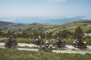 Adventure tourng, The Balkans