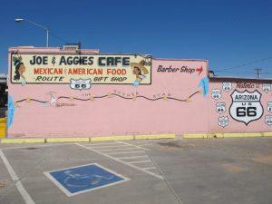 Cafe on Route 66, Arizona