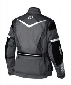 Hevik Namib touring jacket in black