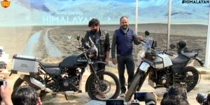 Royal Enfield Himalayan launch