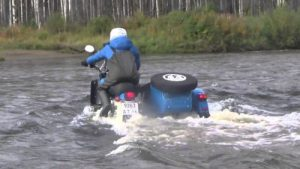 Video of the week: How to cross a river like a pro