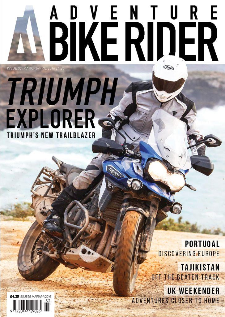 Adventure Bike Rider Issue 33