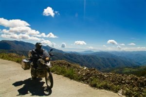 Motorcycle touring the Philippines