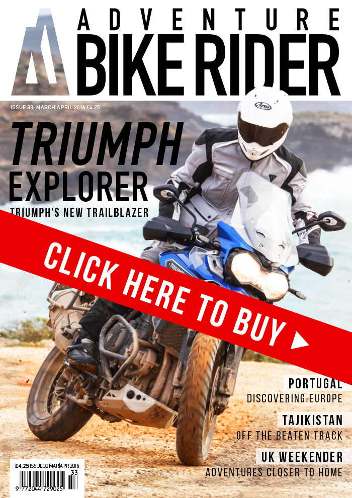 Adventure Bike Rider Issue 33