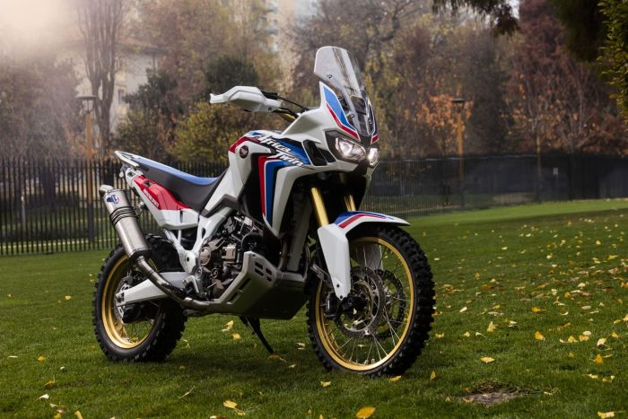Africa Twin Concept