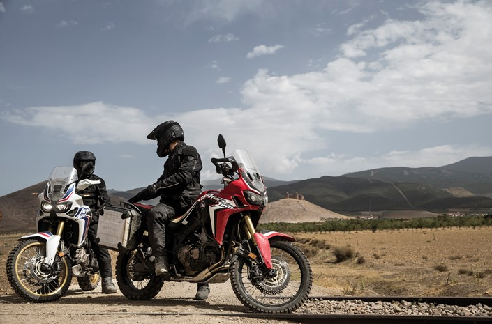 Africa Twin Becomes Best Selling Adventure Bike So Far In
