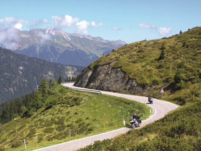 Motorcycling in Europe