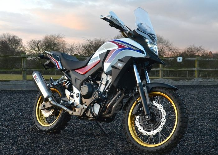 Rally Raid Products To Debut New Cb500x Adventure Model This Weekend