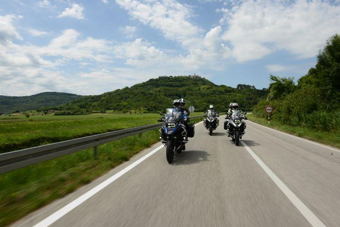 Adventure touring, Croatia