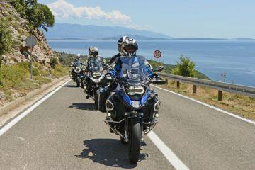 Adventure riding, Croatia