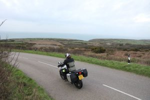 Motorcycle touring Cornwall
