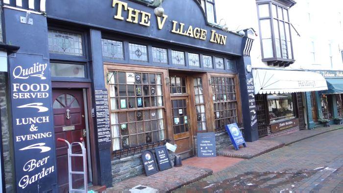 The Village Inn, Lynmouth