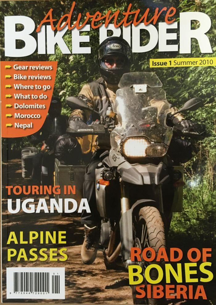 Adventure Bike Rider magazine issue one