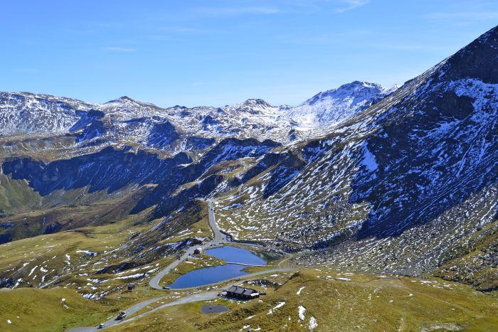 The Grossglockner High Alpine Road, Austria