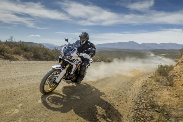 Honda CRF1000L Africa Twin off-road