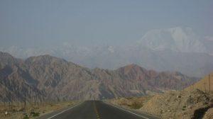The Karakoram Highway, Pakistan