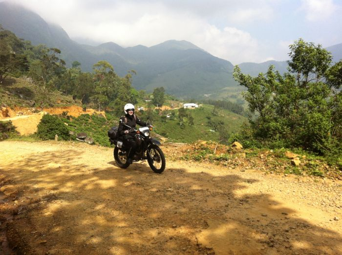 Mirissa to Sinharaja Rainforest road, Sri Lanka