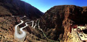 The Tizi n' Tichka, Morocco