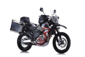 SWM SuperDual adventure bike