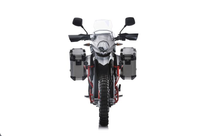 SWM SuperDual adventure bike