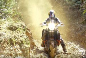 Watch: Chris Birch shows us how a big adventure bike should be ridden off-road