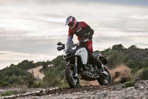 Ducati Multistrada 1200 Enduro off-road