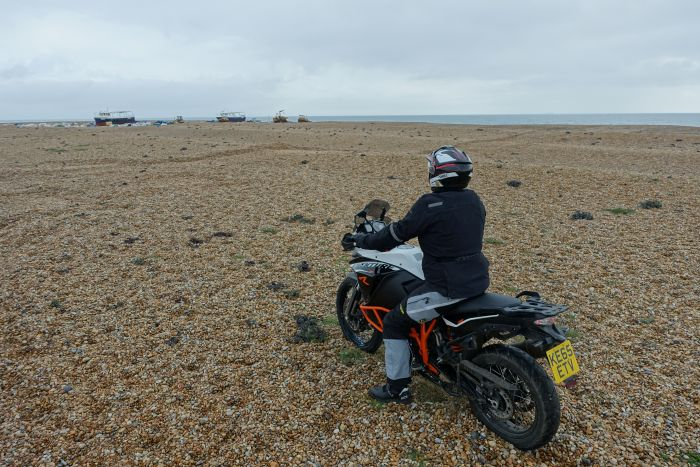 Hastings to Dover, Dungeness