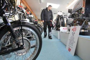Sammy Miller Motorcycle Museum, New Milton