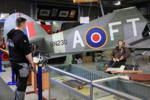 Spitfire and Hurricane Museum, East Kent
