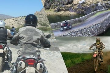 What type of adventure bike rider are you?