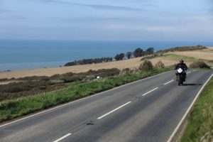 South Coast motorcycle route