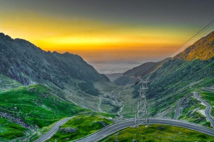 Transfagarasan Highway, Romania