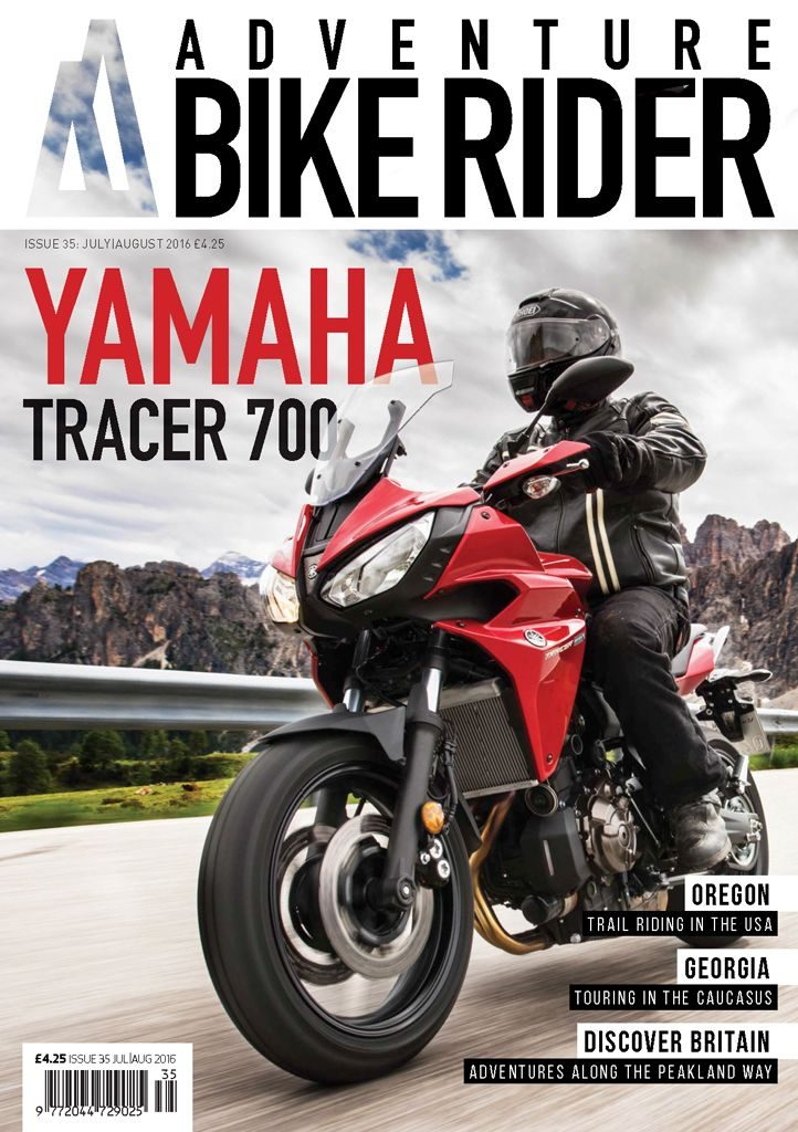 Adventure Bike Rider issue 35
