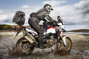 Honda Africa Twin Givi accessories