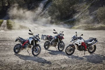 BMW F700GS and BMW F800GS