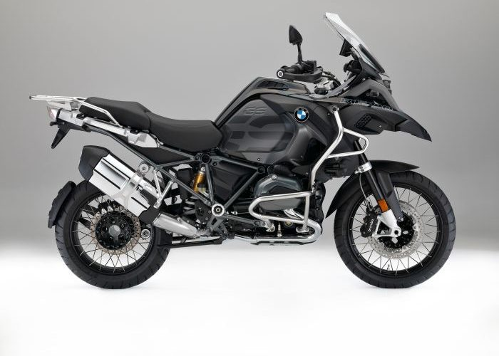 BMW R1200GSA Triple Black