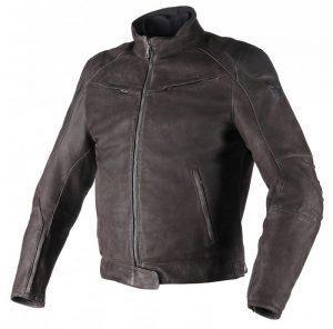 dianese Black Hawl Leather jacket