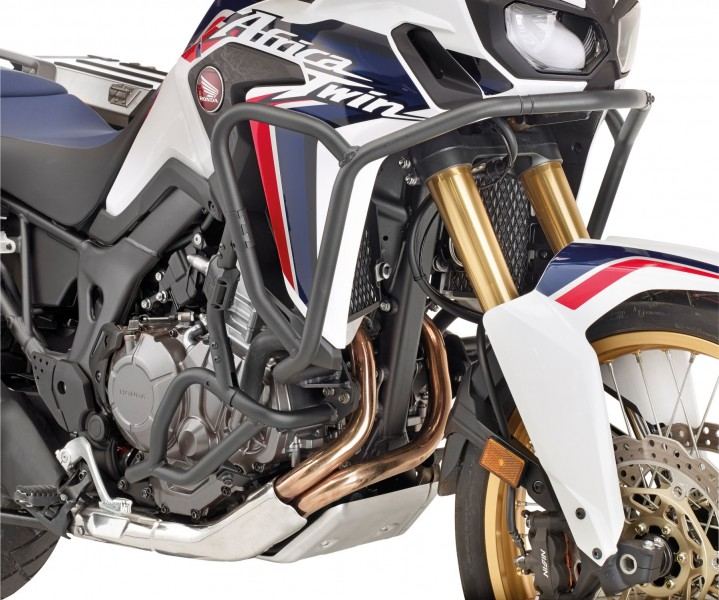 Givi engine guards for the Africa Twin
