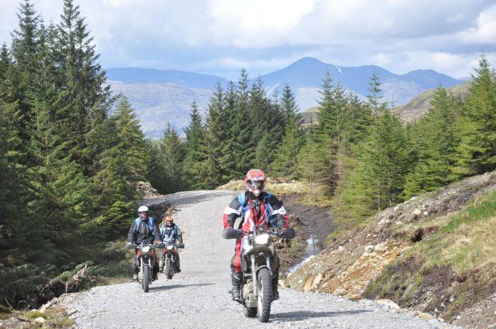 Off-road Scotland