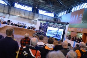 BMW experience and Motorcycle Live