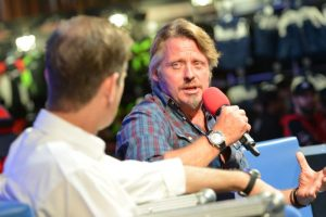 Charley Boorman at Motorcycle Live
