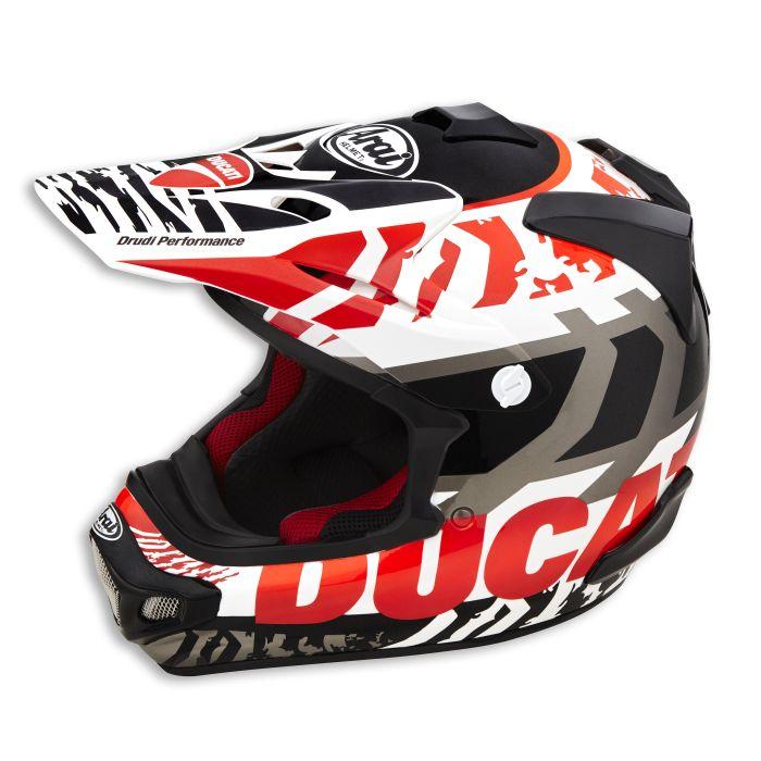 Ducati explorer helmet