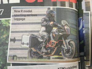 KTM 1190 Adventure R 2017