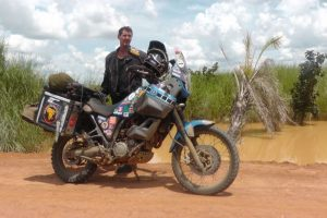 Spencer Conway - African Motorcycle Diaries