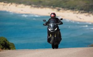 Honda X-ADV adventure scooter