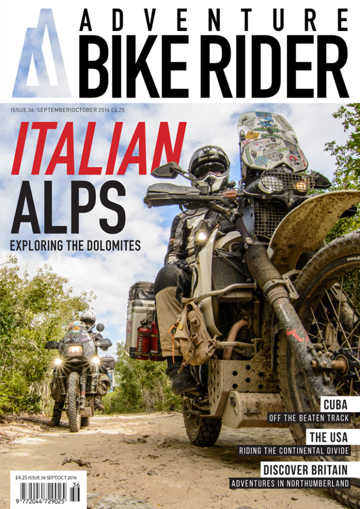 Adventure Bike Rider issue 36