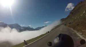 Touring in the Alps