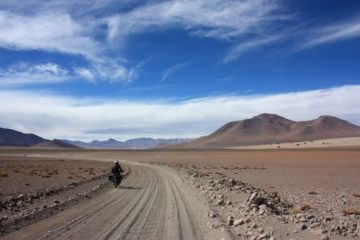 The Altiplano, South America