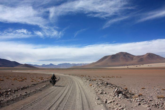 The Altiplano, South America