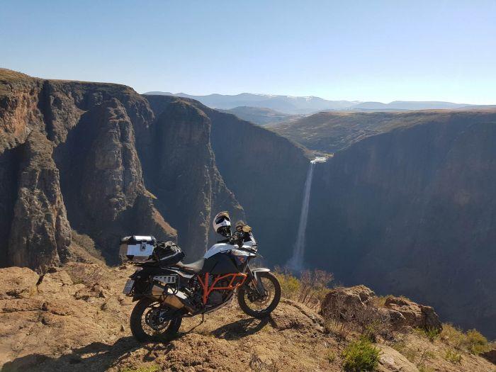 Maletsunyane Falls, Lesotho